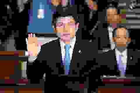 Quyền Tổng thống Hàn Quốc Hwang Kyo-ahn trấn an công chúng