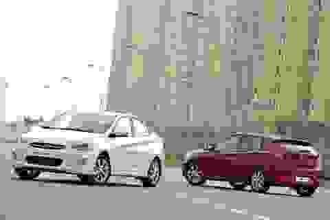 Ưu đãi 30 triệu đồng khi mua Hyundai Accent và i20 Active
