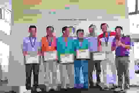 Đặc cách suất tham dự cho 5 golf thủ Trung Cao Niên