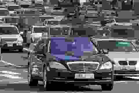 Xe nhập gặp khó tại Hàn Quốc