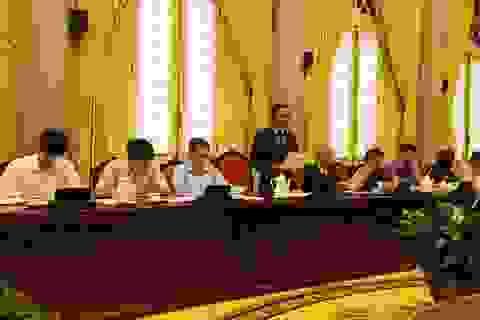 Chính thức lùi hạn thi hành Bộ luật Hình sự 2015 để sửa lỗi