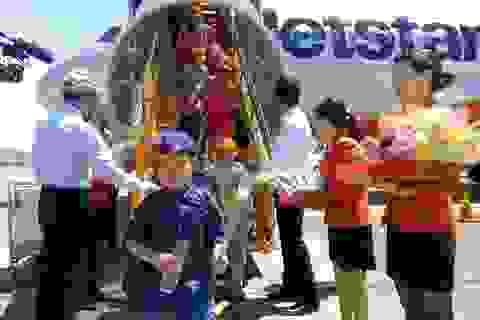 Bay Jetstar Pacific giữa Hà Nội - Chu Lai và Quy Nhơn chỉ 188 nghìn đồng
