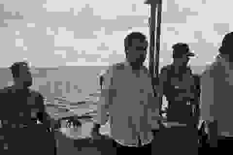 Họp cấp cao trên tàu chiến, Indonesia gửi thông điệp rõ ràng tới Trung Quốc