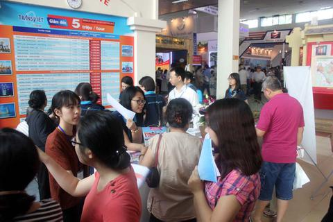Mua tour tại hội chợ VITM, khách được giảm tới 10 triệu đồng