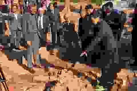 Công bố những phát hiện bất ngờ dưới lòng chính điện Kính Thiên - Thăng Long
