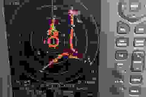 Sử dụng thiết bị tối tân của Mỹ tìm kiếm hộp đen Su-30MK2