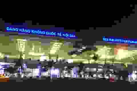 Cháy ô tô trong sân bay Nội Bài, 1 người tử vong