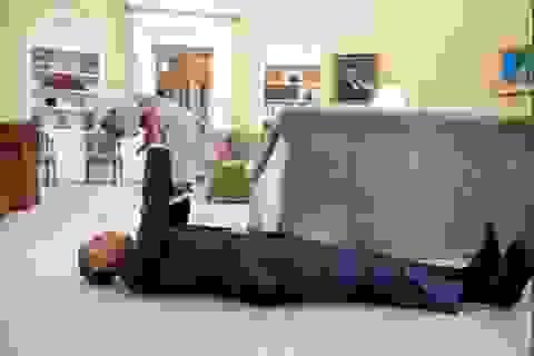 Những khoảnh khắc ấn tượng của ông Obama
