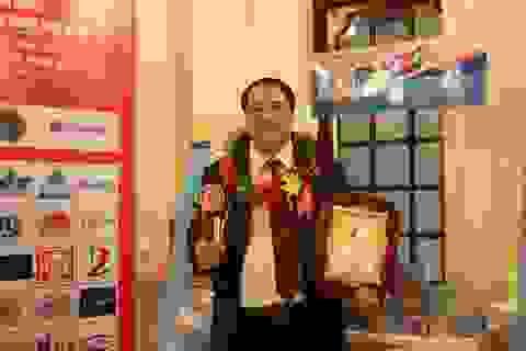 """Sữa IZZI đoạt giải """"Top 10 Thương hiệu Thực phẩm tốt nhất Việt Nam"""""""