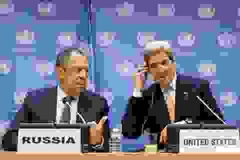 """""""Mỹ không thể tránh khỏi việc phải hợp tác với Nga ở Syria"""""""