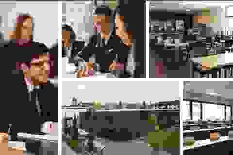 Trải nghiệm học tập ngành quản trị dịch vụ cao cấp tại Anh quốc và Thụy Sỹ