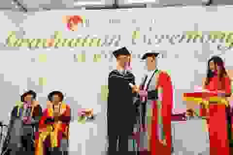 Gặp chàng trai Việt có thành tích xuất sắc Đại học London