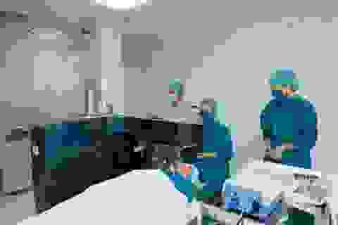 Đầu tư máy phẫu thuật điều trị cận - viễn - loạn thị hiện đại 2015