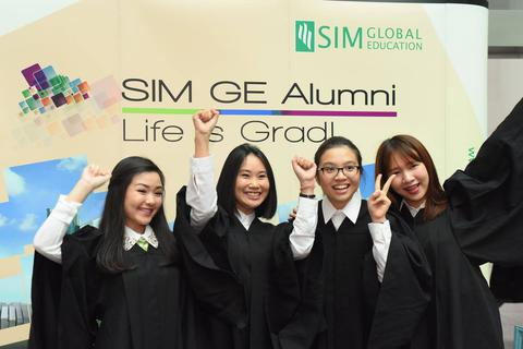 Cơ hội lấy bằng cấp của Đại học Mỹ danh tiếng