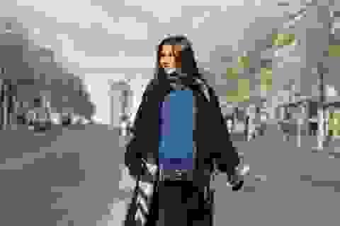 Thanh Hằng, Harry Lu cùng hành trình thời trang thuần khiết tại Paris