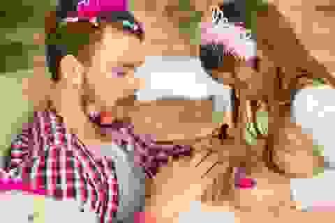 Những khoảnh khắc đáng ngưỡng mộ về bố và con gái