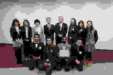 Fujitsu công bố Học bổng cho Khóa đào tạo Quản lý 2016