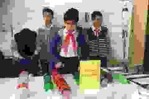 """Ấn tượng ngày hội """"Khoa học vui"""" của học sinh trường THCS Trưng Vương – Hà Nội"""