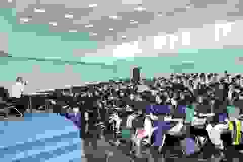 Sinh viên Y Khoa Đại học Tân Tạo chuẩn bị lên đường sang Mỹ thực tập