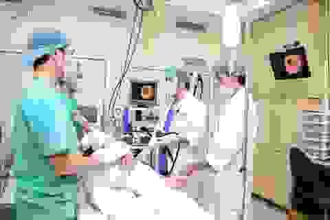 Mục sở thị dịch vụ nội soi dạ dày không đau tại bệnh viện Thu Cúc
