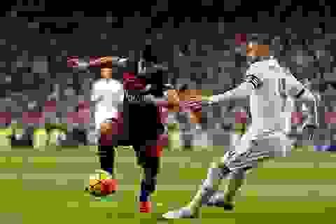Luis Suarez e ngại Ramos trước thềm trận Siêu kinh điển