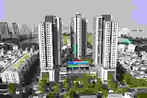 """Xi Grand Court: Cuộc sống """"trọn gói"""" ngay trung tâm quận 10"""