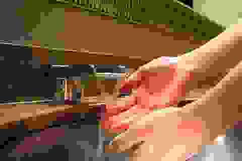 Bạn có đang rửa tay đúng cách?