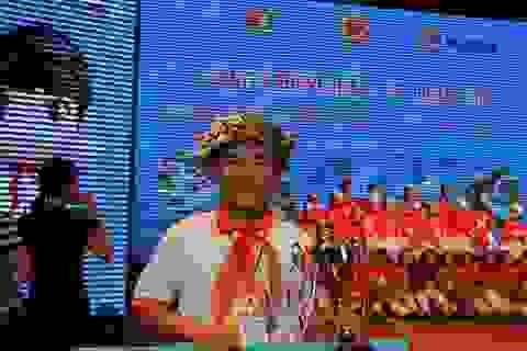 Vượt qua 700.000 thí sinh, học sinh lớp 9 tỉnh Quảng Nam giành giải Nhất cuộc thi CPVM 2016