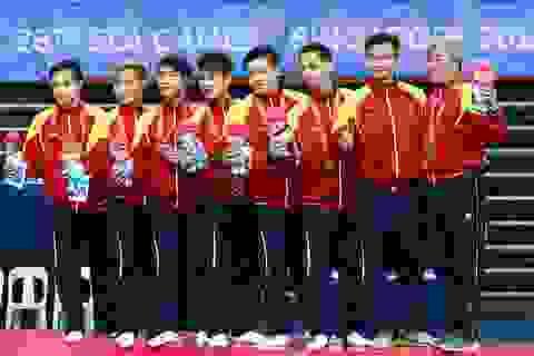 Tiếp thêm hy vọng cho thể thao Việt Nam tại Olympic Rio