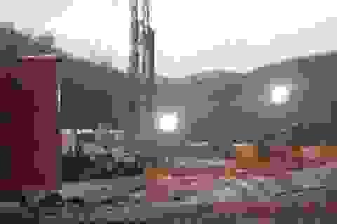 Sử dụng đồng vị phóng xạ để xác định sự cố tràn nước thải dầu khí