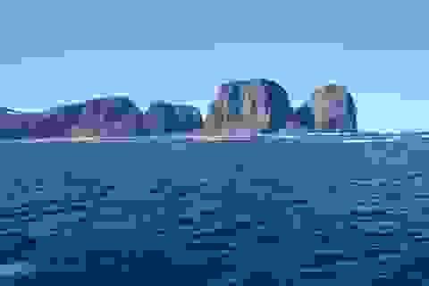Phát hiện vật liệu từ lớp vỏ Trái đất có niên đại 4,5 tỷ năm