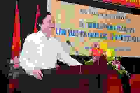 Bộ trưởng Phùng Xuân Nhạ làm việc với 63 Giám đốc Sở GD&ĐT
