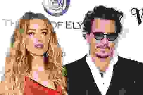 Kết hôn 15 tháng, vợ Johnny Depp có ngay 20 triệu đô la