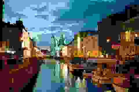 Đến Nga khám phá cố đô hoa lệ bên dòng Neva