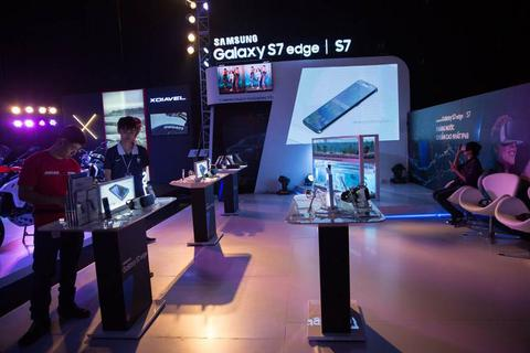 """""""Siêu phẩm"""" Samsung Galaxy S7 / S7 Edge đồng hành cùng Audi Progressive"""
