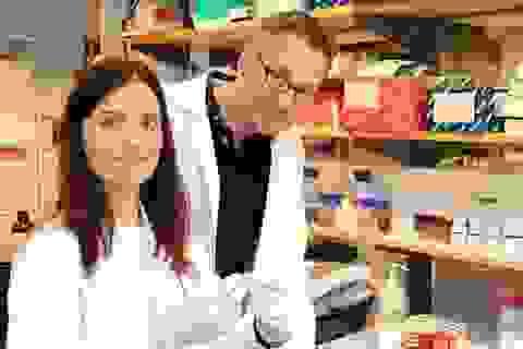 Phát hiện mã di truyền của các tế bào hồng cầu
