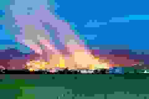 Phát thải cácbon toàn cầu giữ nguyên trong năm 2015