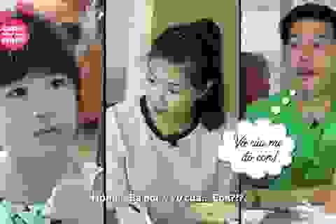 Huy Khánh lần đầu khoe con gái 4 tuổi trên truyền hình
