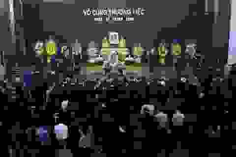 """Giai điệu """"Hoa cúc vàng"""" tiễn biệt nhạc sĩ Thanh Tùng về nơi xa"""