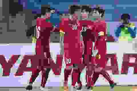 U23 Việt Nam 2-3 U23 UAE: Chia tay trong danh dự