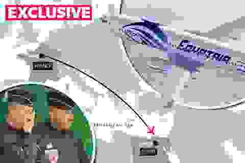 Máy bay EgyptAir có dấu hiệu bị tấn công khủng bố