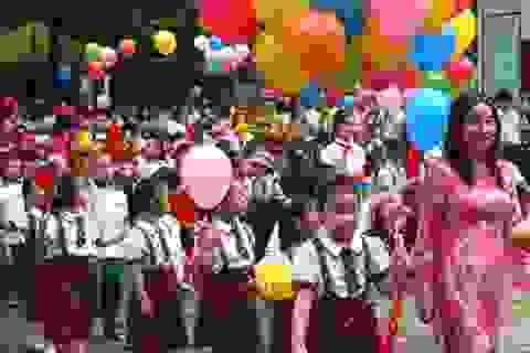 Cả nước thống nhất tổ chức Lễ Khai giảng năm học mới vào ngày 5/9