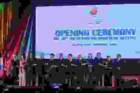 Khai mạc Hội nghị Ngoại trưởng ASEAN lần thứ 49