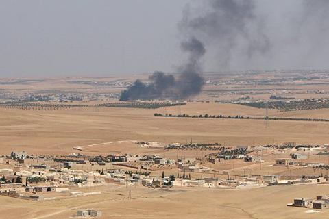 Syria: Phiến quân bắn phá các khu vực dân cư ở Aleppo, Damascus, Latakia