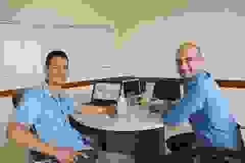 Chàng thanh niên Pháp chọn Việt Nam là nơi khởi nghiệp vì mê món ăn Việt
