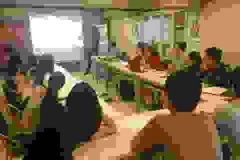Khóa học miễn phí về khởi nghiệp cho sinh viên khối Pháp ngữ