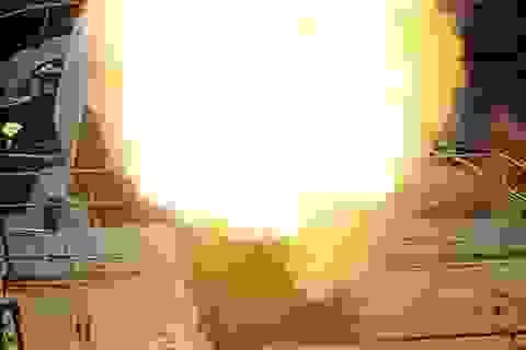 Khu trục hạm trang bị tên lửa hành trình gia nhập Hải quân Nga