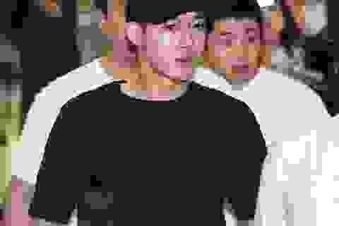 """""""Mỹ nam"""" Kim Hyun Joong lần đầu đối mặt bạn gái cũ sau scandal có """"con rơi"""""""