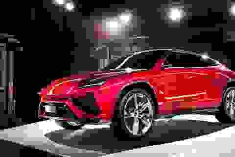 Urus sẽ là xe hybrid sạc điện đầu tiên của Lamborghini