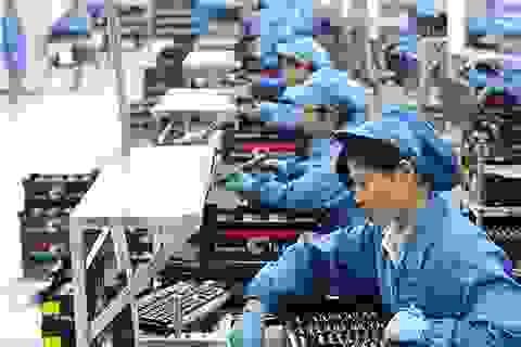 Ngành công nghiệp điện tử Việt Nam, 80 % lao động là nữ giới
